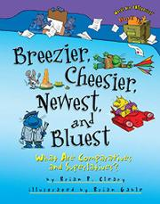Book Cover for BREEZIER, CHEESIER, NEWEST, AND BLUEST