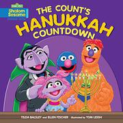 Book Cover for THE COUNT'S HANUKKAH COUNTDOWN