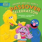 Cover art for GROVER AND BIG BIRD'S PASSOVER CELEBRATION