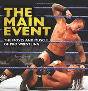 THE MAIN EVENT by Patrick Jones
