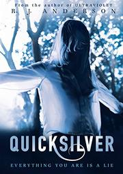 Book Cover for QUICKSILVER