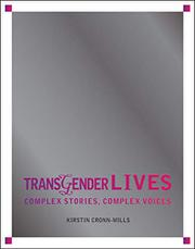 TRANSGENDER LIVES by Kirstin Cronn-Mills