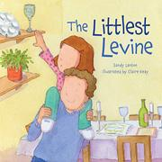 THE LITTLEST LEVINE by Sandy Lanton