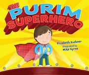 Book Cover for THE PURIM SUPERHERO