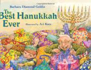 Cover art for THE BEST HANUKKAH EVER