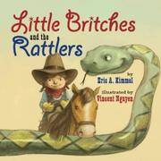 Book Cover for LITTLE BRITCHES AND THE RATTLERS