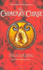 THE CHIMERA'S CURSE by Julia Golding