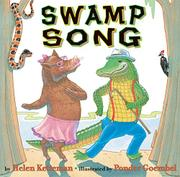 SWAMP SONG by Helen Ketteman