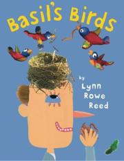Cover art for BASIL'S BIRDS