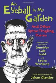 AN EYEBALL IN MY GARDEN by Jennifer Cole Judd