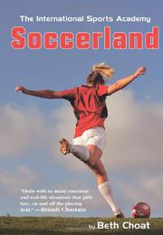 SOCCERLAND by Beth Choat