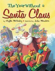 Cover art for THE YEAR WITHOUT A SANTA CLAUS