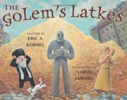 THE GOLEM'S LATKES by Eric A. Kimmel
