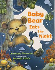 Book Cover for BABY BEAR EATS THE NIGHT