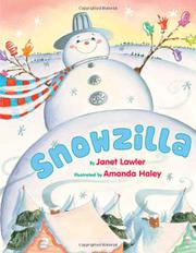Book Cover for SNOWZILLA