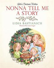 Cover art for NONNA TELL ME A STORY