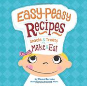 Cover art for EASY-PEASY RECIPES