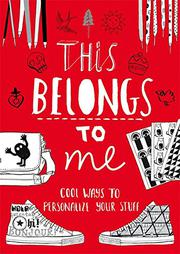 THIS BELONGS TO ME by Anna Wray