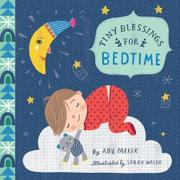 TINY BLESSINGS FOR BEDTIME by Amy Parker
