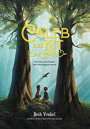 CALEB AND KIT by Beth Vrabel