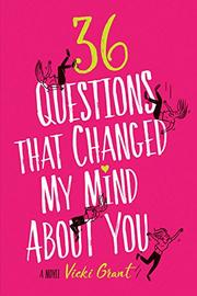 36 QUESTIONS THAT CHANGED MY MIND ABOUT YOU by Vicki Grant