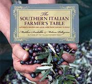 THE SOUTHERN ITALIAN FARMER'S TABLE by Matthew Scialabba