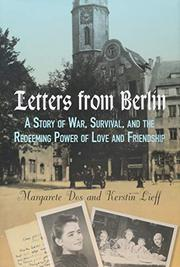 Cover art for LETTERS FROM BERLIN