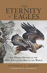 AN ETERNITY OF EAGLES by Stephen Bodio