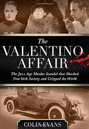 THE VALENTINO AFFAIR by Colin Evans