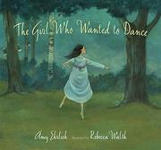 Book Cover for THE GIRL WHO WANTED TO DANCE