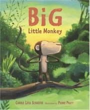 BIG LITTLE MONKEY by Carole Lexa Schaefer