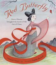 RED BUTTERFLY by Deborah Noyes