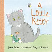 Book Cover for A LITTLE KITTY