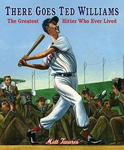 Book Cover for THERE GOES TED WILLIAMS
