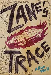 Book Cover for ZANE'S TRACE