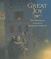 Book Cover for GREAT JOY