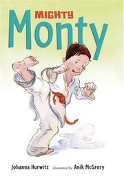 Cover art for MIGHTY MONTY