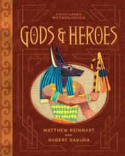 GODS & HEROES by Robert Sabuda