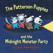Book Cover for THE PATTERSON PUPPIES AND THE MIDNIGHT MONSTER PARTY