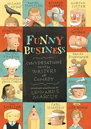 FUNNY BUSINESS by Leonard Marcus