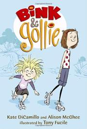 Cover art for BINK & GOLLIE