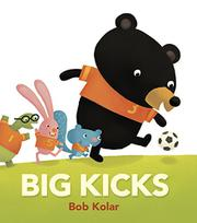 Book Cover for BIG KICKS