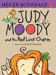 Cover art for JUDY MOODY AND THE BAD LUCK CHARM