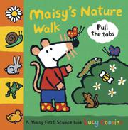 Cover art for MAISY'S NATURE WALK