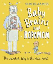 Book Cover for BABY BRAINS AND ROBOMOM