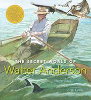 Cover art for THE SECRET WORLD OF WALTER ANDERSON