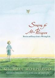 Cover art for SINGING FOR MRS. PETTIGREW