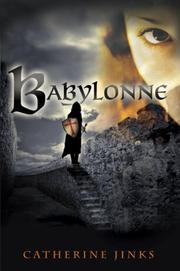 BABYLONNE by Catherine Jinks