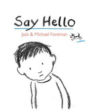 Cover art for SAY HELLO