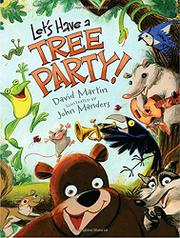 Book Cover for LET'S HAVE A TREE PARTY!